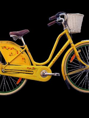 67da9dc41 A bicicleta da Claire